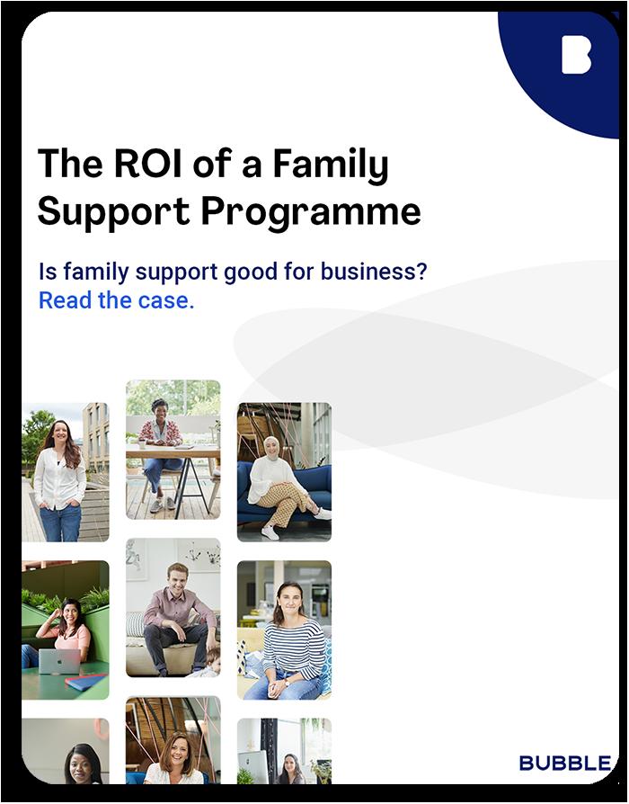 Family Support ROI icon 700