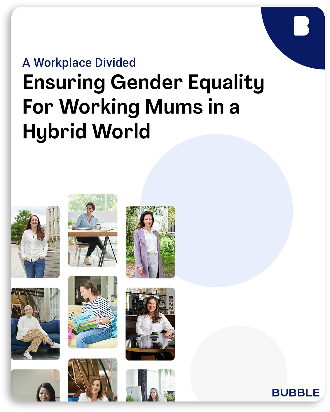 Gender Equality Whitepaper - graphic